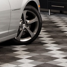 Pacific Grove Garage Floor