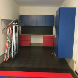 Floor Tiles and Storage Systems